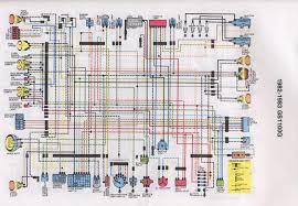 bikecliff s website gs1100g 82 wiring diagram color
