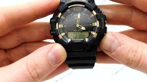 <b>Часы Casio</b> Illuminator <b>HDC</b>-<b>700</b>-9A - Инструкция, как настроить ...