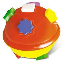 Купить Сортер <b>Стеллар Логический шар</b> по выгодной цене на ...