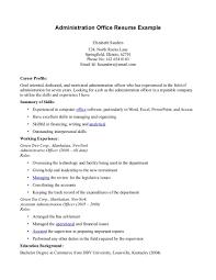 job description resumes secretary resume sample front office ... Job Resumeadministration Office Resume Example Office Administrator Job Objective Resume Medical Office Administration Resume Office