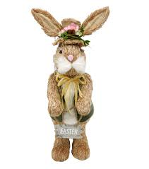 shop easter decor floral and accessories at jo ann fabric craft easter large boy sisal bunny basket