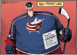 LOCAL OH Blue Jackets Ingredients Cartoons via Relatably.com