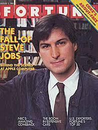 steve jobs fired Alles waar Steve zich altijd voor heeft ingezet, al zijn ideeën en creaties waren verdwenen. - steve-jobs-fired