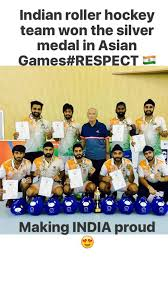 n roller hockey team bagged 19 medals at the 17th asian games n roller hockey team bagged 19 medals at the 17th asian games