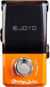 Joyo JF-310 <b>Orange</b> Juice <b>педаль</b> дисторшн купить в Москве в ...