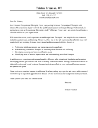 occupational therapy cover letter new grad subscribe now