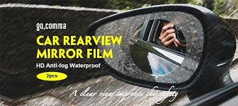 <b>Gocomma</b> Car Side / Rear View Mirror Waterproof Film Review ...