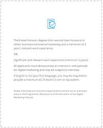 digital marketing postgraduate diploma global certificate