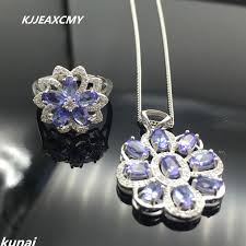 <b>KJJEAXCMY Fine jewelry</b>, colorful jewelry, 925 silver inlaid natural ...