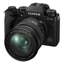 Цифровой <b>фотоаппарат FujiFilm X-T4 Kit</b> XF16-80mm F4 R OIS ...