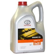 <b>Масло моторное TOYOTA Motor Oil</b> 0W20 5л (EU) 08880-83265GO