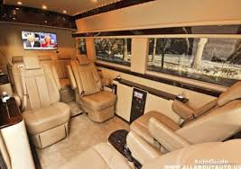 super luxury the inside of the van is kitted out with decadence beyonce baby nursery