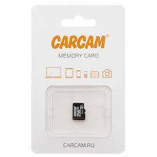 <b>Карта памяти</b> CARCAM microSDXC <b>256GB</b> Class 10 - купить ...
