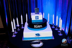 bar bat mitzvah cake cakes candle lighting candle lighting ideas
