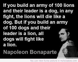 Awesome napoleon bonaparte quote — very very funny jokes in http ... via Relatably.com
