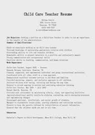 daycare resume resume format pdf daycare resume cover letter sample resume for child care worker template good objectives caresample resume child