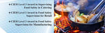 cieh level 3 award in food safety food safety cieh level 3 award in food safety course schedule registration