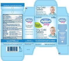 <b>Tiny Cold Tablets</b>