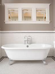 traditional style antique white bathroom: vintage tile patterns for bathroom and kitchen design cozy white traditional bathroom with bathtub and