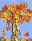 Осенние поделки в детском саду 2-3 года