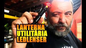 LANTERNAS UTILITÁRIAS LED LENSER - YouTube