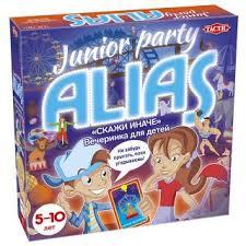 ALIAS Junior party (<b>Скажи иначе</b> - Вечеринка для <b>детей</b>) | Игры ...