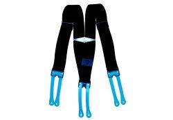 Купить подтяжки для хоккейных <b>шорт</b> в интернет магазине ...