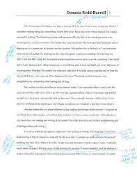 literacy memoir danasias portfolio literacy memoir reflective    literacy memoir danasias portfolio literacy memoir reflective essay danasia redd burrell ms memoir examples essay