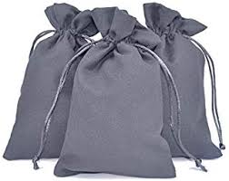 Grey - Pouches / Jewellery Boxes & Care: Jewellery - Amazon.in
