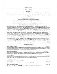 cover letter template for security resume gethook us security job