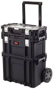 Купить <b>Ящик для инструментов KETER</b> Smart Rolling WorkShop ...
