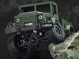 Р/У машина <b>Heng Long военный</b> грузовик (зеленый) 1/16+акб 2.4 ...