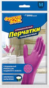 Перчатки <b>Фрекен БОК универсальные</b> плотные S,M,L, в ...