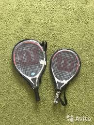 <b>Ракетки для большого тенниса</b> Wilson - Хобби и отдых, Спорт и ...