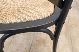 black shabby chic bentwood chair black bentwood chairs