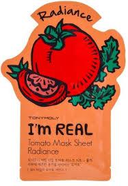 Tony Moly I'm Real Tomato Mask Sheet - <b>Листовая маска для лица</b> ...