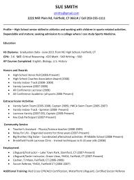 resumes for high school students getessay biz draft resume sample high school student lafolia eu inside resumes for high school
