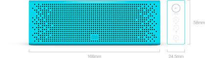Купить <b>Портативная колонка Xiaomi Mi</b> Square Metal Box ...