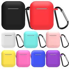 1PCS TPU <b>Silicone Bluetooth Wireless Earphone</b> Case For Apple ...