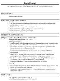 administrative assistant resume objective httptopresumeinfoadministrative assistant executive assistant resume objectives