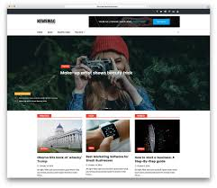 best responsive magazine wordpress themes colorlib newsmag news wordpress theme