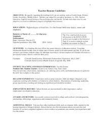 online substitute teaching on resume for job application shopgrat resume sample modern resume template teaching objective statement substitute