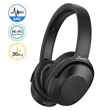 Hybrid <b>Active</b> Noise Cancelling <b>Headphones</b>, <b>Wireless Bluetooth</b> ...