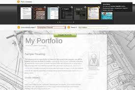 professional career portfolio templates career portfolio templates