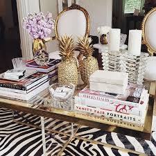 images hollywood regency pinterest furniture: i love this hollywood regency style coffee table and set up