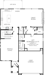 BerryMorins Bits and Tips  My Dream Home in Henderson  NevadaMy husband and I love the open concept of this house plan  The optional th bedroom would make a wonderful office  I like the idea of a powder room too