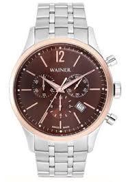 <b>Часы Wainer WA</b>.<b>12528G</b> - купить мужские наручные <b>часы</b> в ...