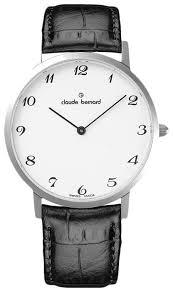 Наручные <b>часы claude bernard</b> 20202-3BB — купить по выгодной ...