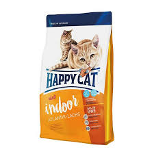 <b>Happy Cat Supreme</b> Adult Indoor Atlantik-Lachs (Atlantic Salmon ...