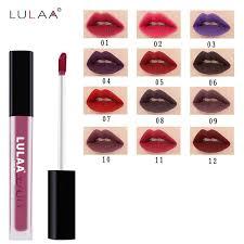 <b>LULAA Matte</b> Waterproof <b>Liquid Lipstick</b>-buy at a low prices on Joom ...